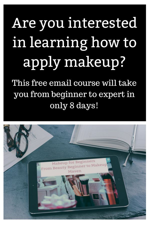 Are you interested in learning how to apply makeup? This free email course, make…