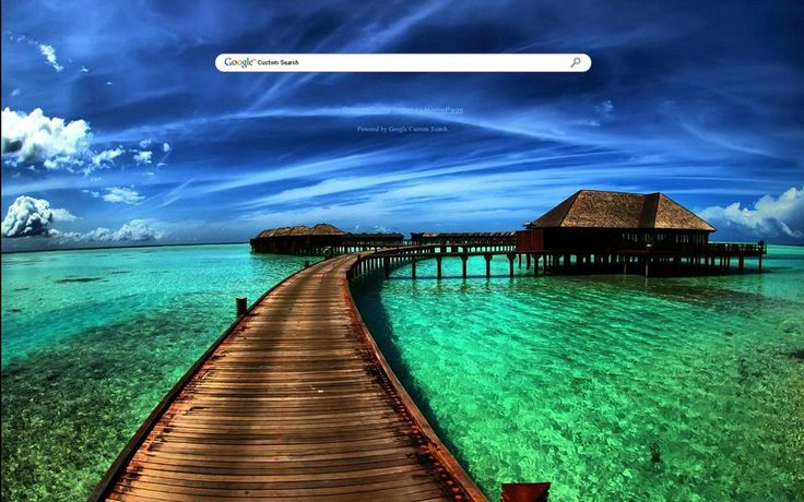 Sea Huts Theme from ShinySearch