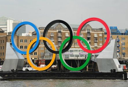 fun facts about the Olympics