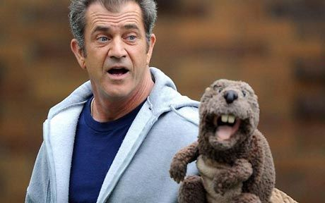 Mel Gibson gets stopped at a DUI checkpoint.