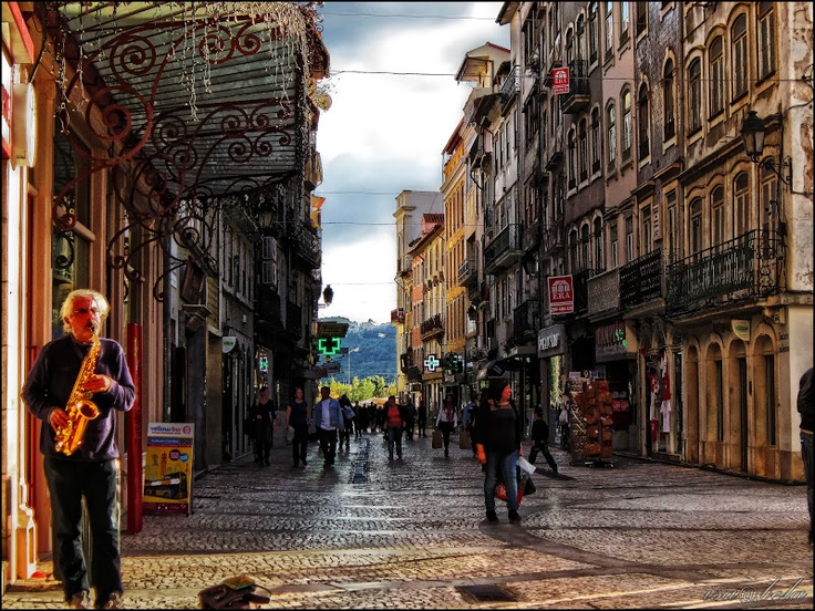 Ferreira Borges street