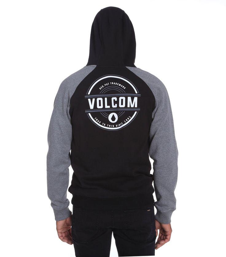 Sudadera de nueva temporada de la marca Volcom Stone al mejor precio barato usando nuestro cupón descuento del 10%. #skate #volcom #moda #fashion #snow #surf