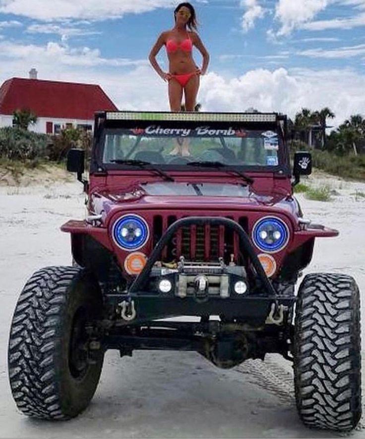 Favori Les 379 meilleures images du tableau Jeep Thangs sur Pinterest  GT58