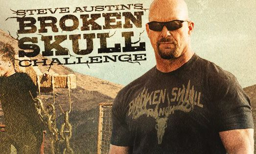 Broken Skull Challenge – Stone Cold's show is a genuine competition, even though the show isn't filmed at his ranch like they say it is.