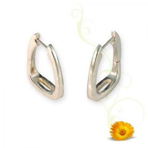 Brookfield Silver Earrings