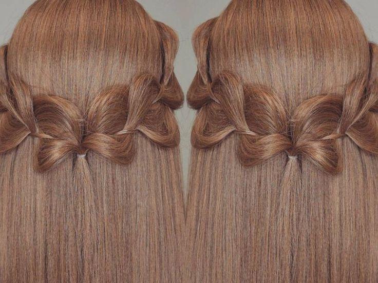 Αυτό το χτένισμά για κοριτσάκι είναι πολύ εύκολο να το κάνετε!Εαν κρίνω απο τη δικιά μου κόρη που μου ζήταει συνέχεια να της φτιάχνω πλεξούδες και πιασίματα στα μαλλιά της και τα δικά σας κοριτσάκια