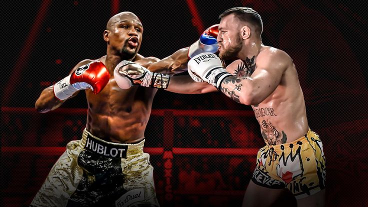 A Knockout for Mayweather, A Point for McGregor
