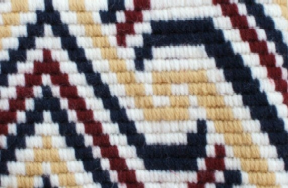 maori taniko design
