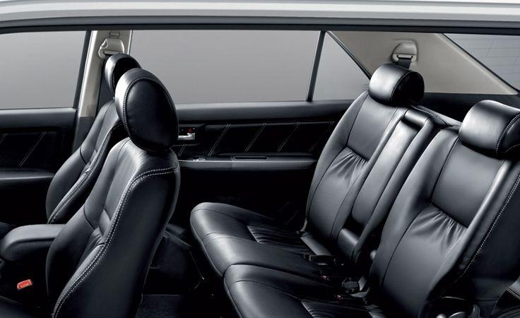 Toyota Fortuner 2,7G Lux TRD Bensin Interior 2