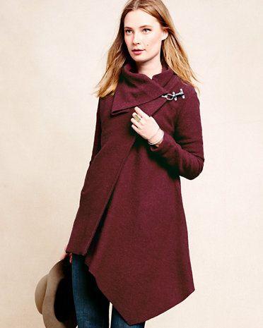 25  cute Boiled wool coat ideas on Pinterest | Boiled wool jacket ...