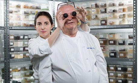 Elena and Juan Mari Arzak - legacy of New Basque cuisine continues to awe..