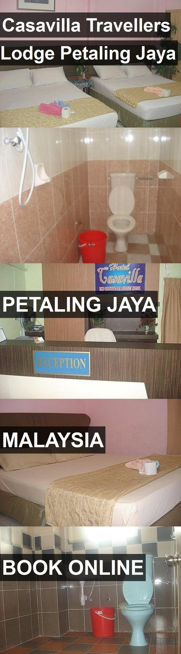 Hotel Casavilla Travellers Lodge Petaling Jaya in Petaling Jaya, Malaysia. For more information, photos, reviews and best prices please follow the link. #Malaysia #PetalingJaya #travel #vacation #hotel