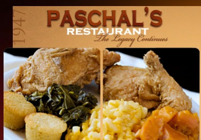Paschal's Restaurant in AtlantaSoul Food, Paschal Famous, Foodies Fav, Food Yummm, Paschal Restaurants, Food Journals, Atlanta Food, Paschals Atlanta, Fast Food