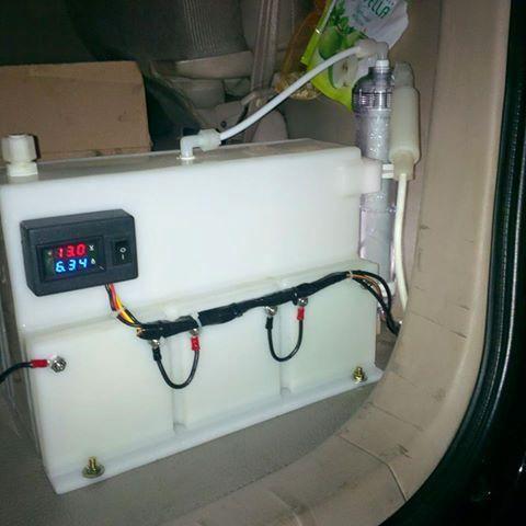 Neptunuss Hydrogen Generator,adalah salah satu alat untuk Penyempurna Pembakaran pada Motor Bakar Diesel & Bensin,dapat di pakai pada semua jenis kendaraan yang memakai BBM,BBG (Roda Dua,Roda Tiga (bajaj)Roda empat,Truck,Tronton,Alat Berat,Generator Set,Kapal Laut,Kapal Nelayan,Pengelasan dan Industri. Neptunuss Menggunakan ZCLC Technology sebagai Penghemat BBM,BBG berbasis AIR(H2O),menjadikan kendaraan anda HEMAT BERTENAGA,Emisi Nol(GO GREEN),Penghematan 20%s/d60% Pembakaran Sempurna,Ru...