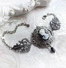 Výsledek obrázku pro gotické šperky