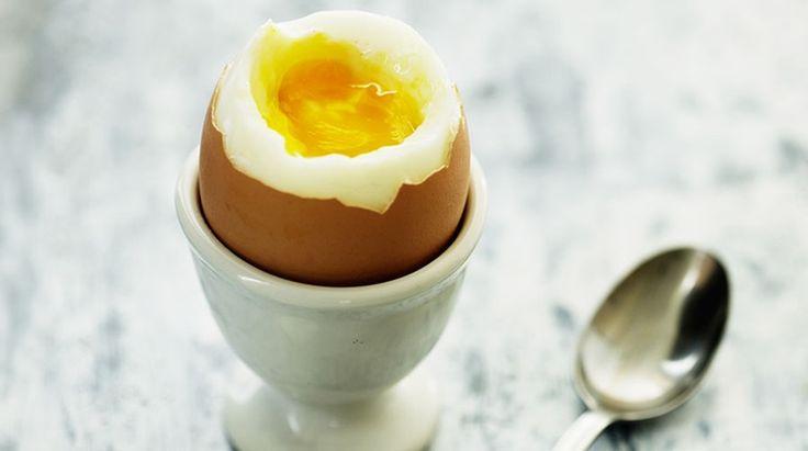 Sådan tilbereder du æg