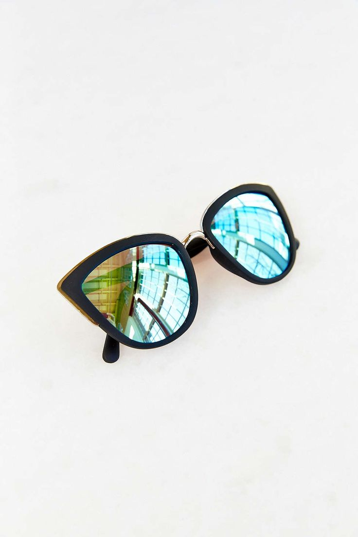 MUST OWN SOON! @teeeenah Quay My Girl Sunglasses - Urban Outfitters