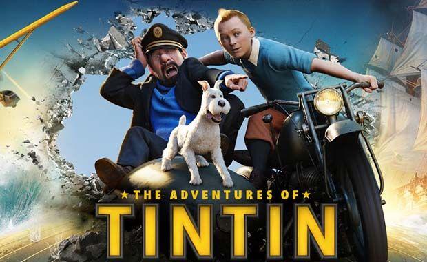 Tintín: el secreto del unicornio, The Adventures of Tintin