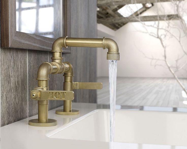Faucet Design Elan Vital Collection By Watermark Design