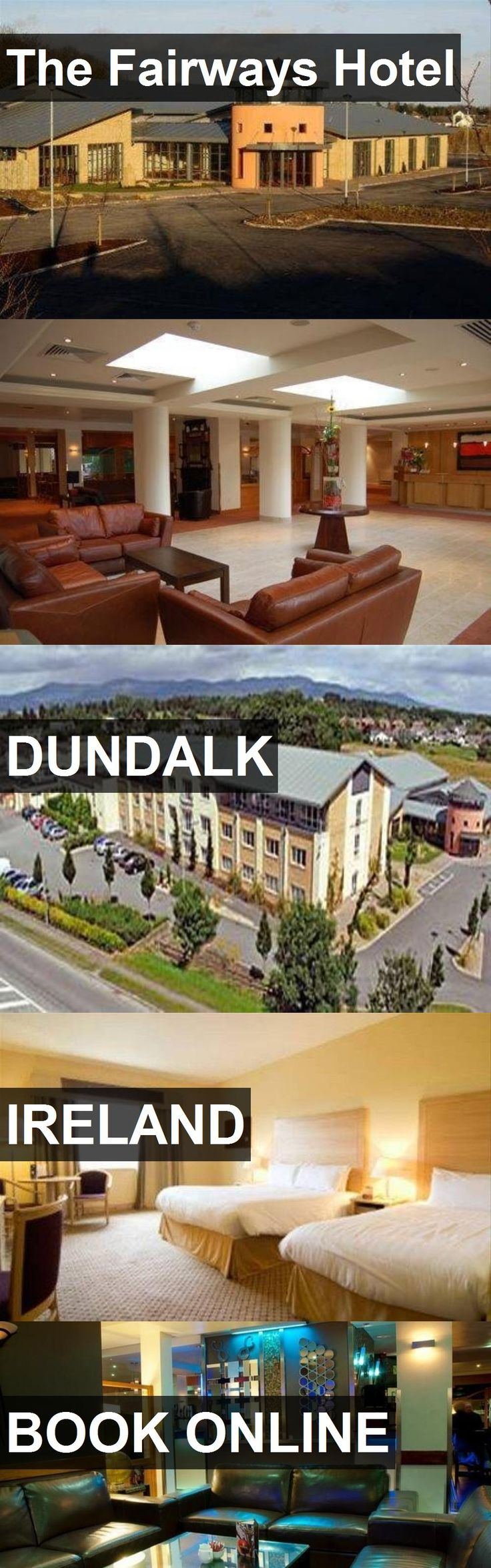 Hotel The Fairways Hotel in Dundalk, Ireland. For more information, photos, reviews and best prices please follow the link. #Ireland #Dundalk #TheFairwaysHotel #hotel #travel #vacation