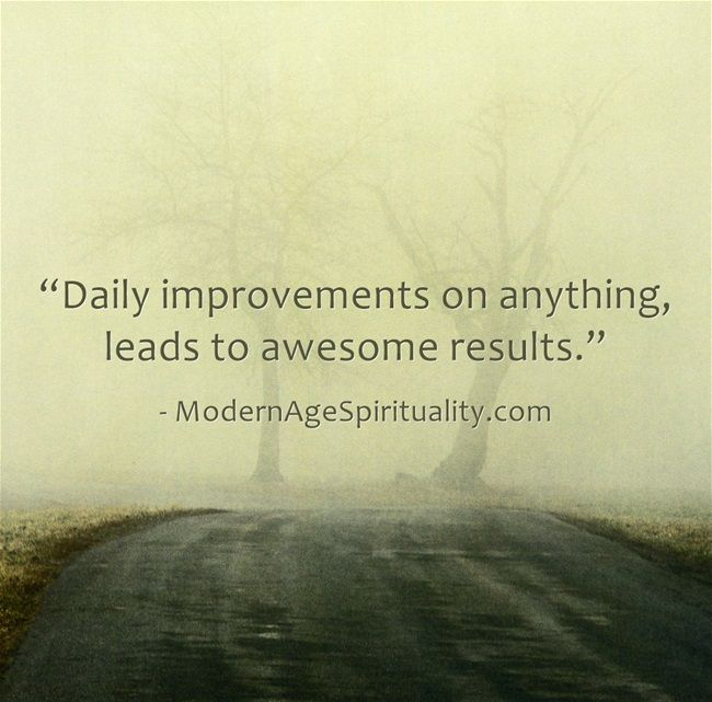 #Improvement #Growth #Better #Evolution