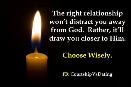 Christian courtship vs dating
