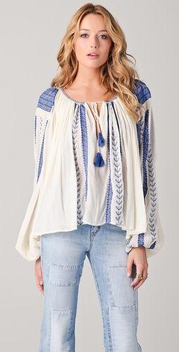 romanian blouse - ie