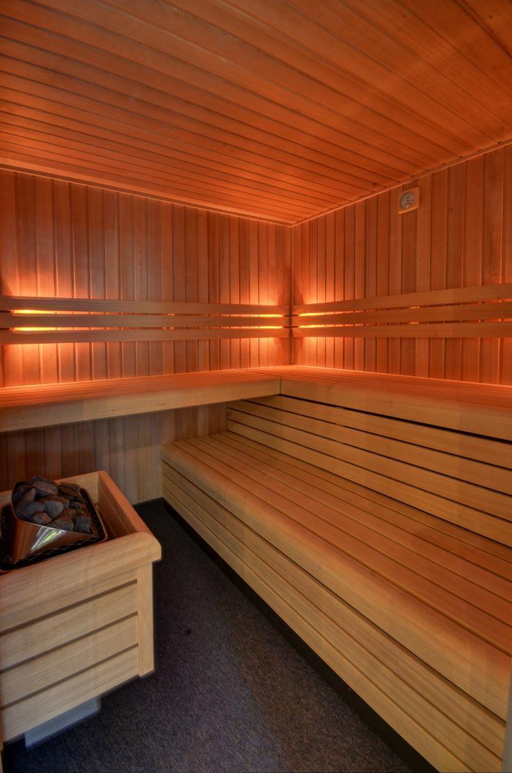 VSB Wellness sauna