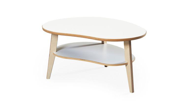 Eagle soffbord vitlaminat 100/80 från Bord Birger. Handla soffbord på nätet, vi har ett stort utbud av soffbord från kända varumärken, fri frakt. Välkommen!