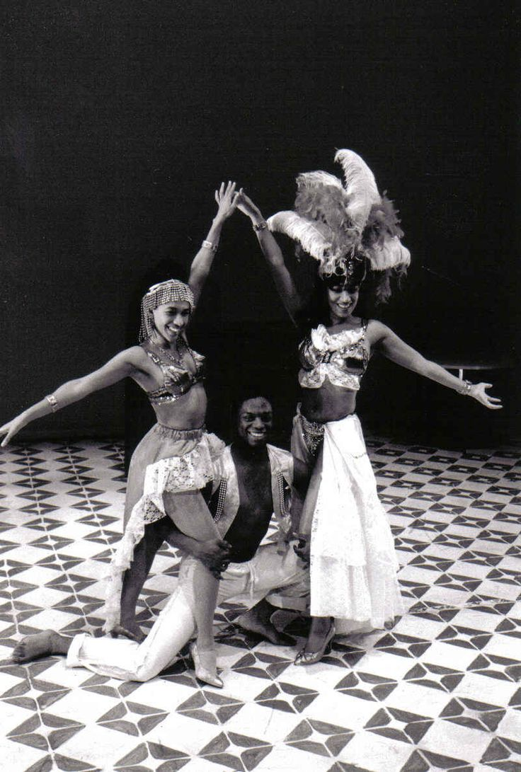 Viva O Carnaval at The Lilian Baylis Theatre, Sadler's Wells, Okai Collier's first production...