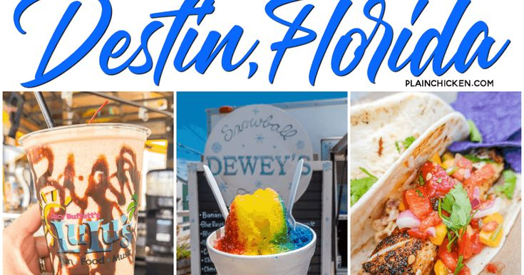 Where To Eat in Destin, FL - the best places to eat in the ...