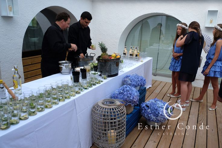 Mi boda, frente al mar