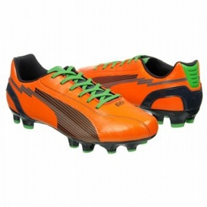 SALE - Puma EC1316499 Soccer Cleats Mens Orange - Was $60.00. BUY Now - ONLY $57.00
