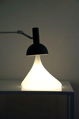 Light bulb by Pieke Bergmans