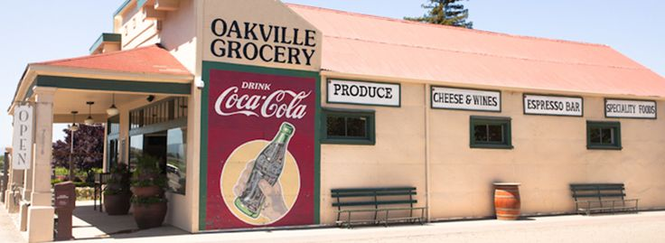 Oakville Grocery - not really a restaurant, but great gourmet take-out, fine picnic supplies and catering throughout Napa Valley