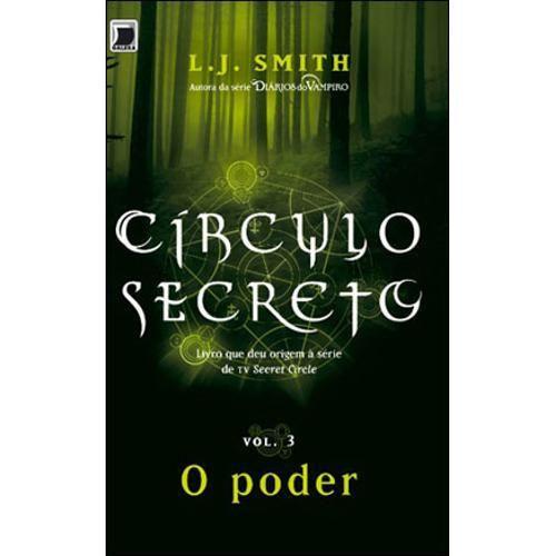 Poder, O - Circulo Secreto - Vol. 3 - Submarino.com