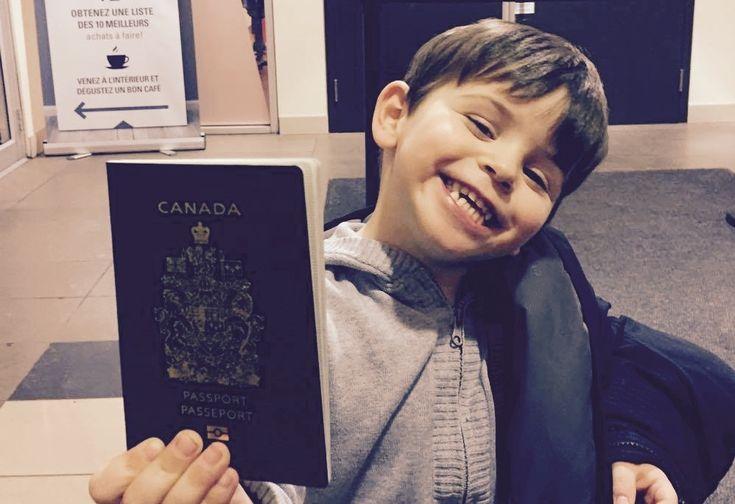 Comment faire un passeport canadien en urgence