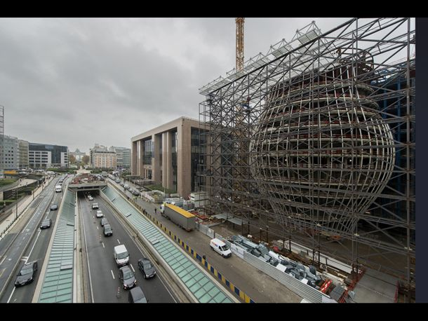 Europa si ge du conseil de l 39 europe bruxelles philippe for Architecte bruxelles