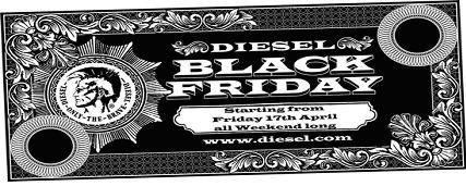 Analisi di due casi recenti di marketing non convenzionale: Diesel black friday   Psicologia del Lavoro