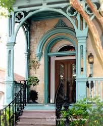 The Dresser-Palmer House in Savannah, Georgia is a beautiful, historic bed and breakfast.