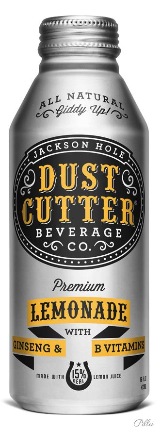 Dust Cutter Lemonade.