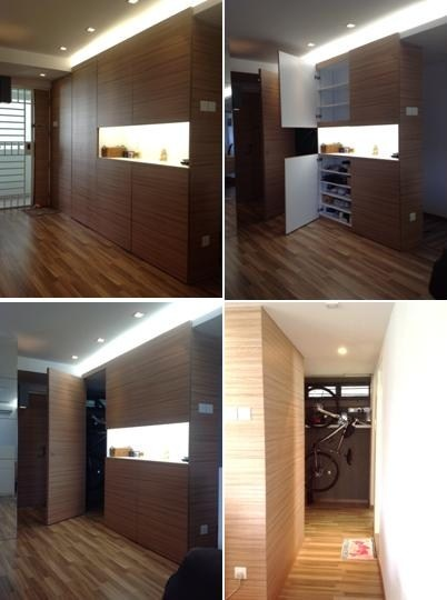 A MINIMALIST TOUCH | everyone love a home sweet home . in this creation, the owner need it to be more an ease of maintenance and they are after a clean cut long lasting look. we introduce clever zoning of space to allow the family of five to own their private enclave. see more infos at www.facebook.com/studio.jonathanlip enjoy .