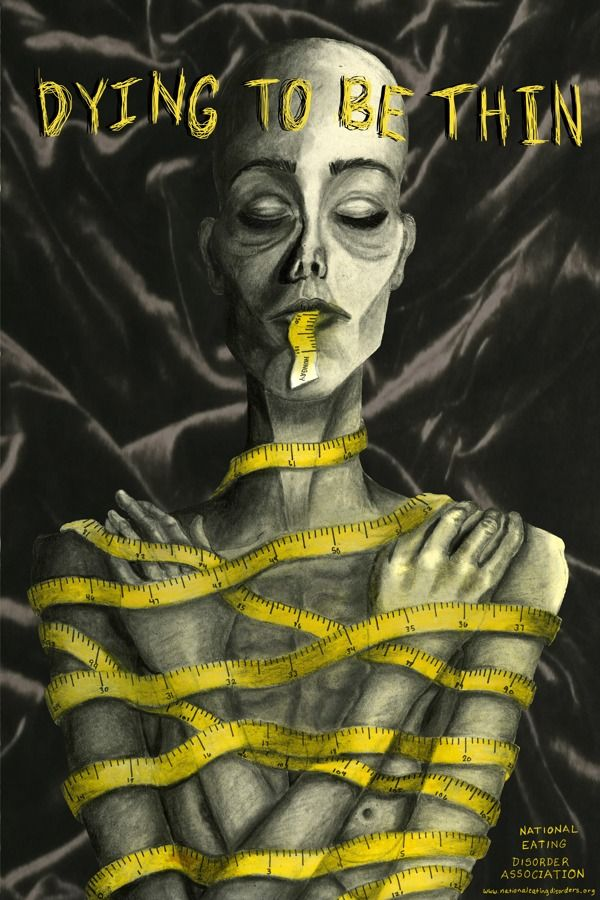 eating disorder art - Google Search