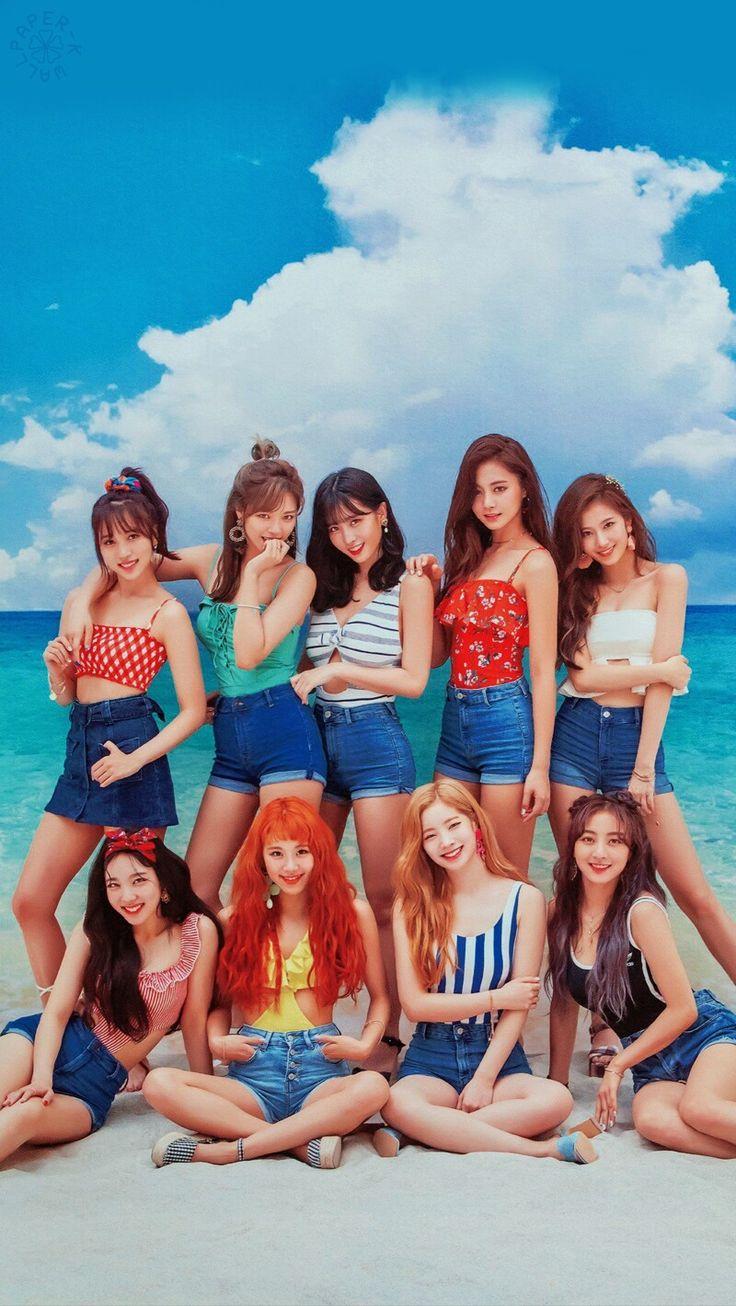 TWICE Wallpaper DTNA Dancethenightaway Mina Jeongyeon