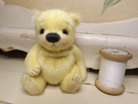 Gerald by Barney Bears Originals, by Cheryl Rogers