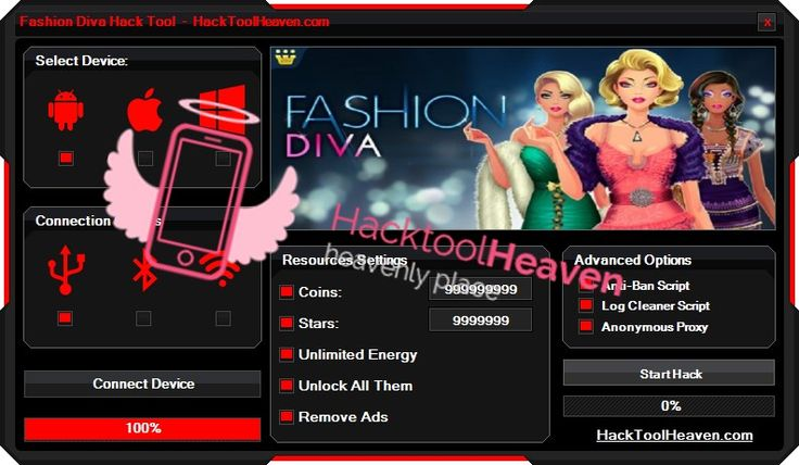 Do you want to get a Fashion Diva Hack Cheat Mod Android iOS Trick Download that will realey work for you ? I think that you would say yes! So get it right now from here http://hacktoolheaven.com/fashion-diva-hack-cheat-mod-android-ios-trick-download.html don't miss this great chance guys and generate free coins, stars and more.