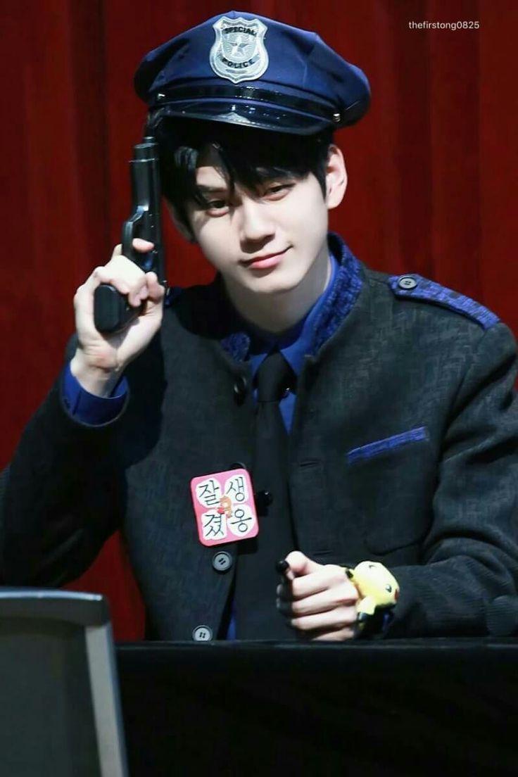 Wanna-One - Ong Seongwoo
