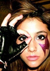 Ariana Grande All Seeing Eye: http://illuminatiwatcher.com/decoding-illuminati-symbolism-the-all-seeing-eye/