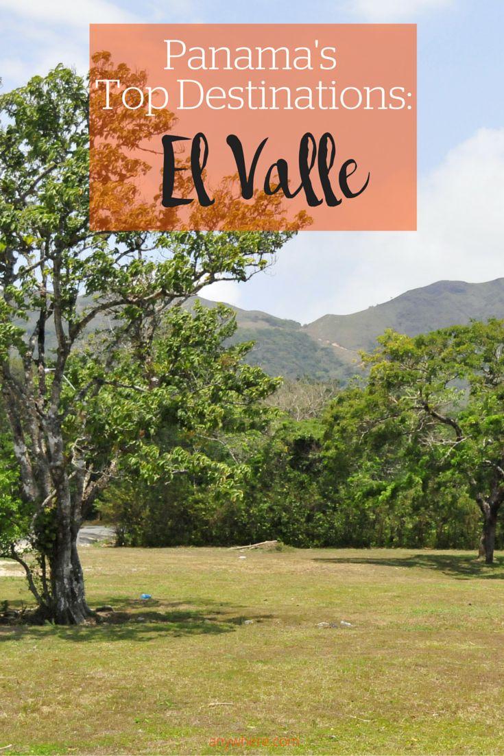 Top Destinations of Panama: El Valle de Anton