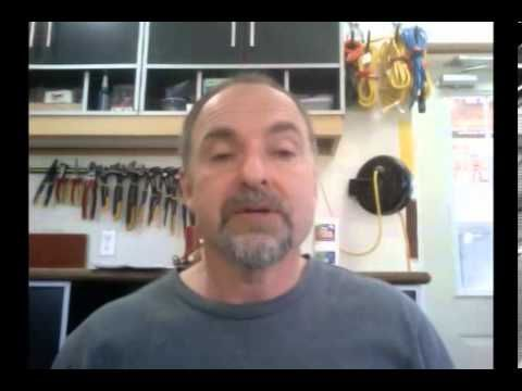 Steve explains what tabletop mounting clips are and where to get them.